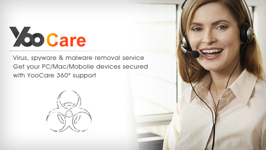 Virus, Spyware & Malware Removal Service for PC/Mac/Mobile Devices
